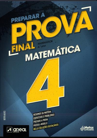 Preparar a prova final 4 (Berta Alves)