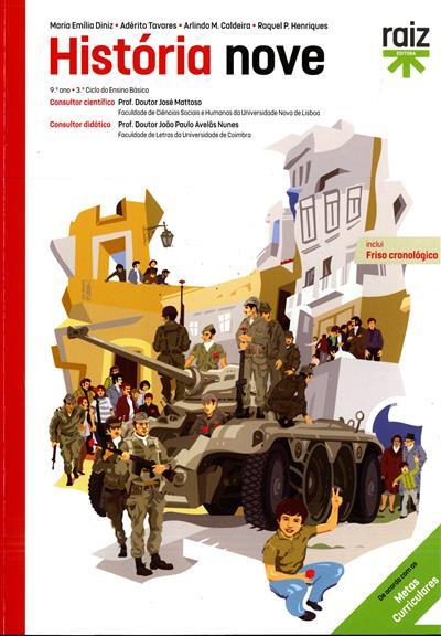 História nove (Maria Emília Diniz... [et al.])