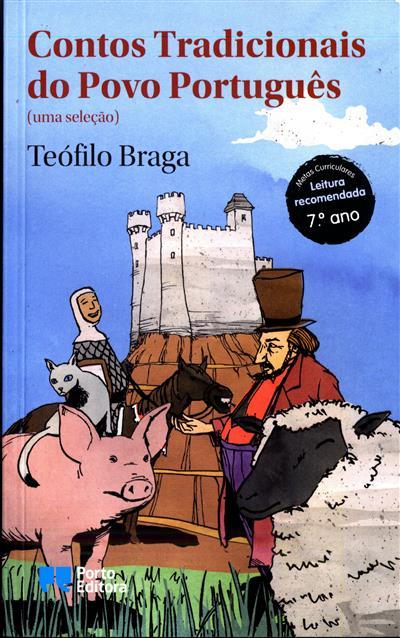 Contos tradicionais do povo português (Teófilo Braga)