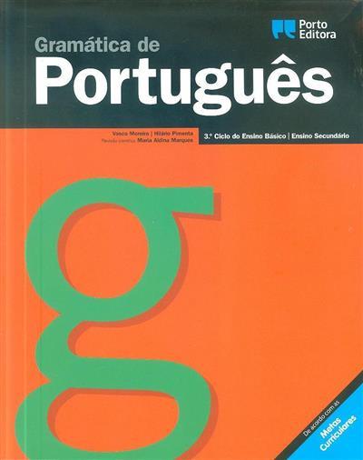 Gramática de português (Vasco Moreira, Hilário Pimenta)