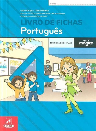 Livro de fichas 4 (Isabel Borges, Cláudia Pereira)