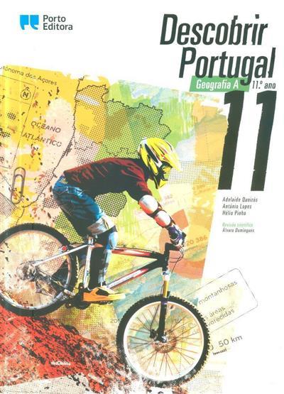 Descobrir Portugal 11 (Adelaide Queirós, António Lopes, Hélio Pinho)