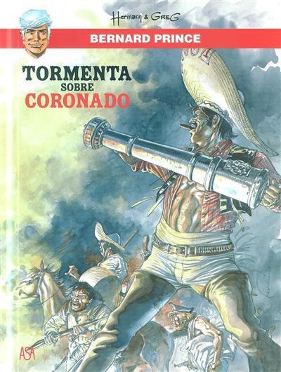 Tormenta sobre Coronado  (Hermann & Greg)