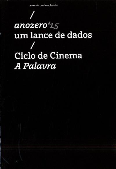 Anozero'15 (Bienal de Arte Contemporânea de Coimbra)