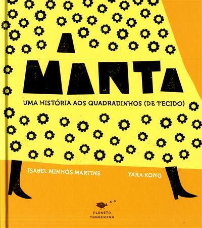 A manta (Isabel Minhós Martins)