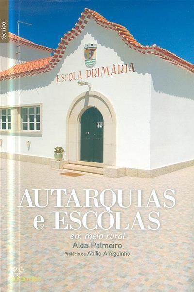 Autarquias e escolas (Alda Palmeiro)