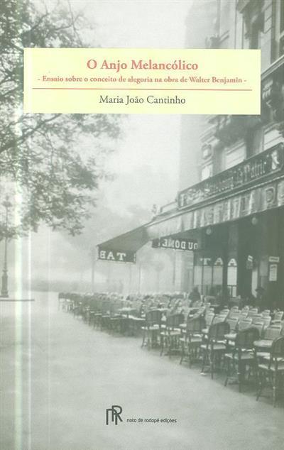 O anjo melancólico (Maria João Cantinho)