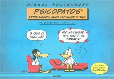 Psicopatos (Miguel Montenegro)