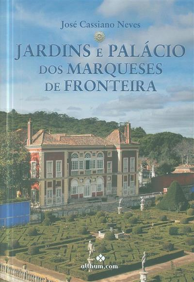 Jardins e palácios dos Marqueses de Fronteira (José Cassiano Neves)