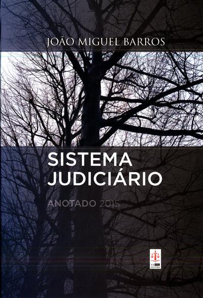 Sistema judiciário (João Miguel Barros)