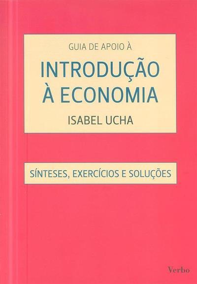 Introdução à economia (Isabel Ucha)