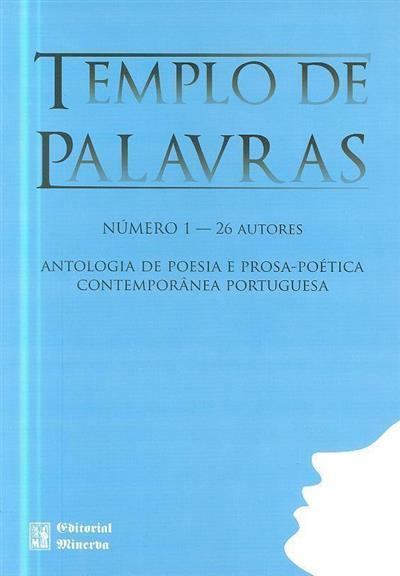 Templo de palavras (coord. Delmar Maia Gonçalves )