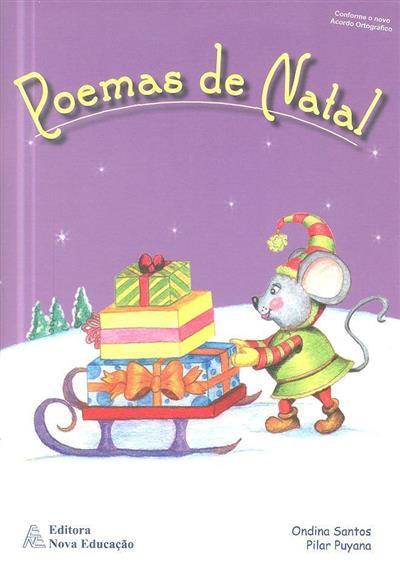 Poemas de Natal (Ondina Santos, Pilar Puyana)