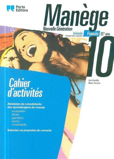 Manège 10 (Ana Gueidão, Marta Ferreira)
