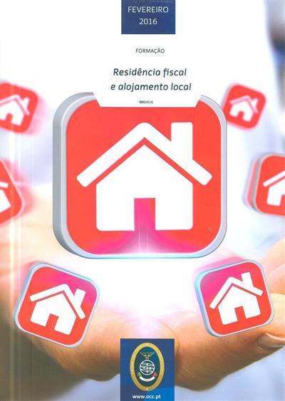 Residência fiscal e alojamento local (Marília Fernandes)