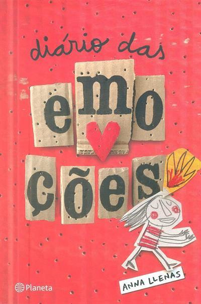 Diário das emoções (Anna Llenas)