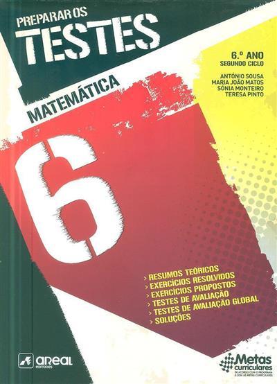 Matemática 6 (António Sousa... [et al.])