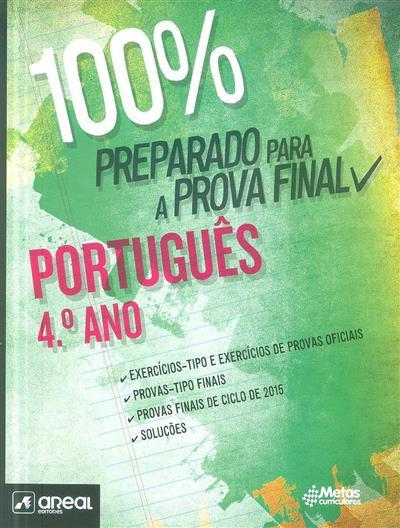 100% preparado para a prova final (António Marcelino Fernandes)