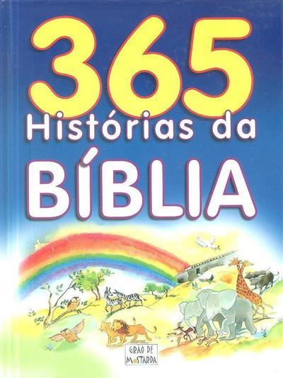 365 Histórias da bíblia (Sally Ann Wright)