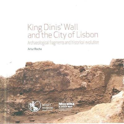 King Dinis' wall and the city of Lisbon (Artur Rocha)