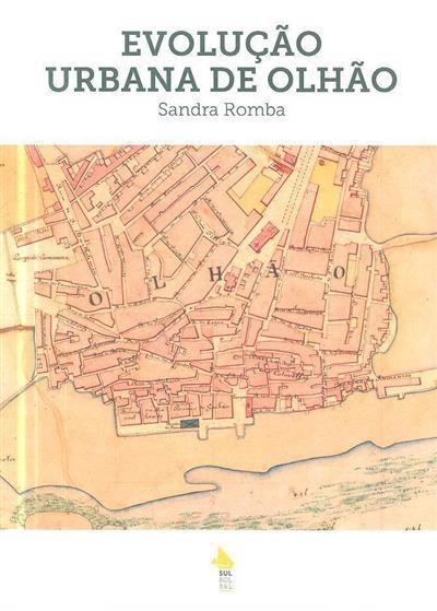 Evolução urbana de Olhão (Sandra Romba)