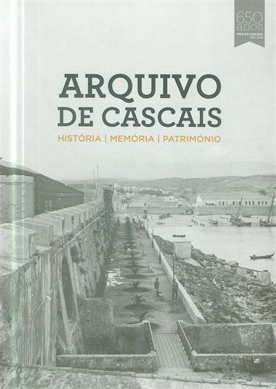 Arquivo de Cascais (Ana cristina Brites Antunes... [etal.])