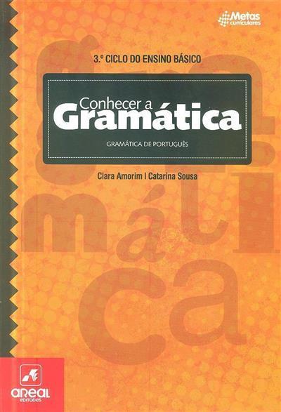 Conhecer a gramática (Clara Amorim, Catarina Sousa)