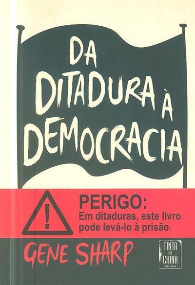 Da ditadura à democracia (Gene Sharp)