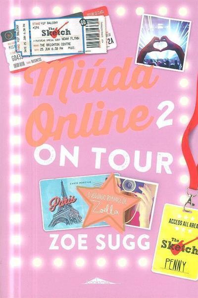 Miúda online 2 (Zoe Sugg)