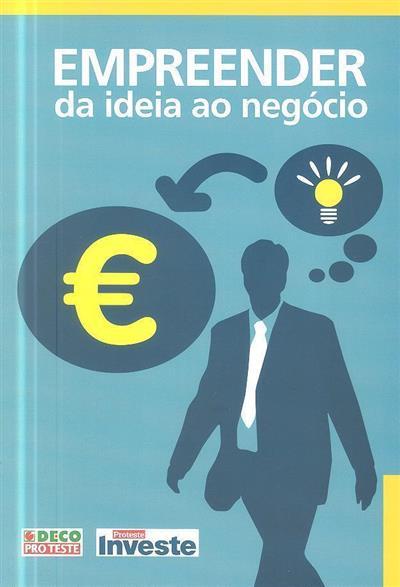 Empreender (textos Associação Nacional de jovens Empresários)