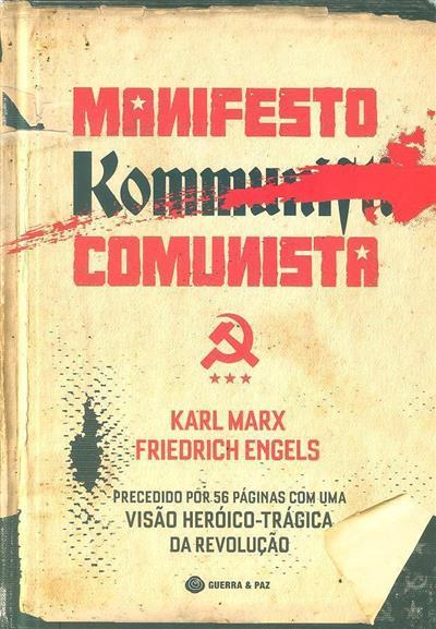 Manisfesto comunista (Karl Max, Friedrich Engels)
