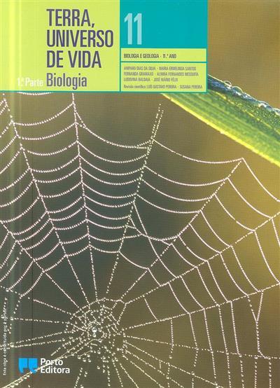 Terra, universo de vida 11 (Amparo Dias da Silva... [et al.])