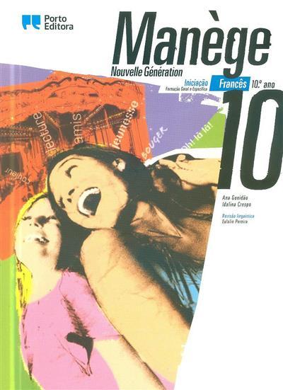 Manège (Ana Gueidão, Idalina Crespo)