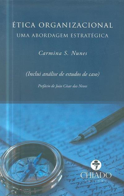Ética organizacional (Carmina S. Nunes)