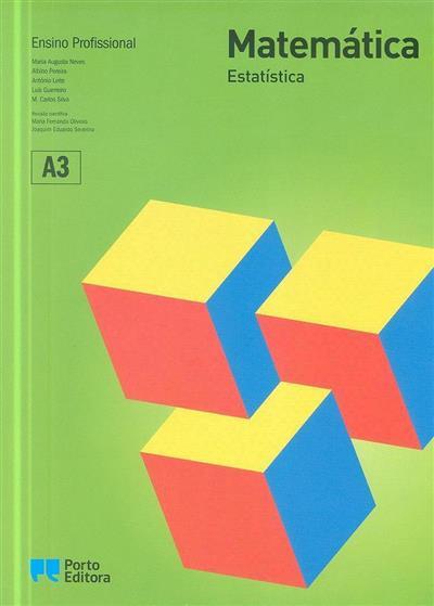 Matemática A3 (Maria Augusta Neves... [et al.])