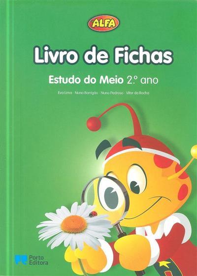 Livro de fichas (Eva Lima... [et al.])