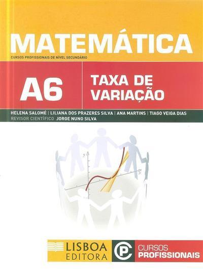 Matemática A6 (Helena Salomé... [et al.])