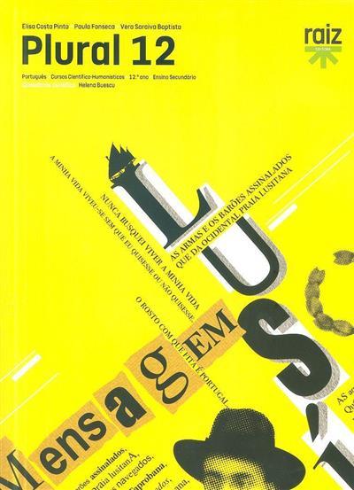 Plural 12 (Elisa Costa Pinto, Paula Fonseca, Vera Saraiva Baptista)