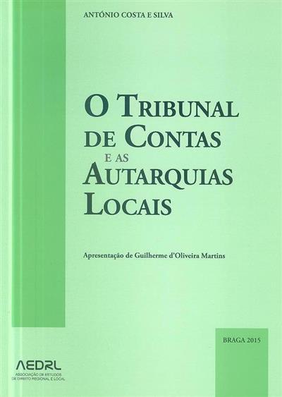 O tribunal de contas e as autarquias locais (António Costa e Silva)