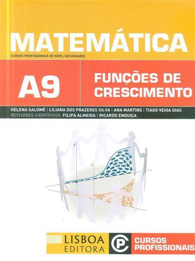 Matemática A9 (Helena Salomé... [et al.])