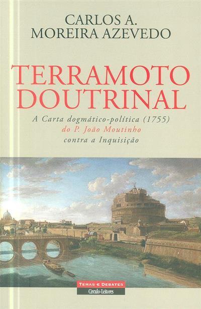 Terramoto doutrinal (Carlos A. Moreira Azevedo)