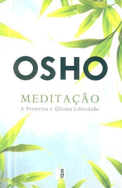 Meditação (Osho)