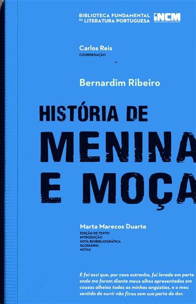 História de menina e moça (Bernardim Ribeiro)