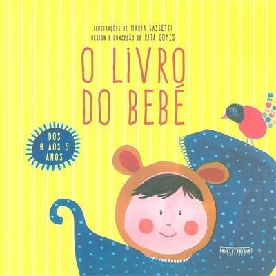 O livro do bebé (design e concep. Rita Gomes)