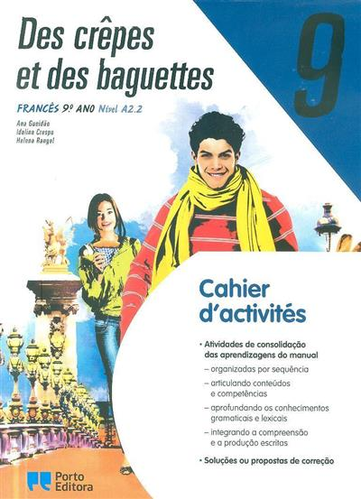 Des crêpes et des baguettes 9 (Ana Gueidão, Idalina Crespo, Helena Rangel)