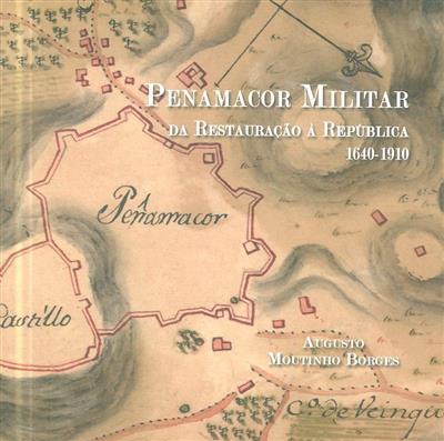 Penamacor militar (Augusto Moutinho Borges)