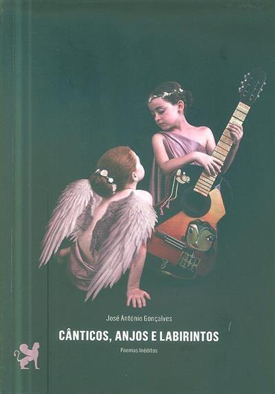 Cânticos, anjos e labirintos (José António Gonçalves)