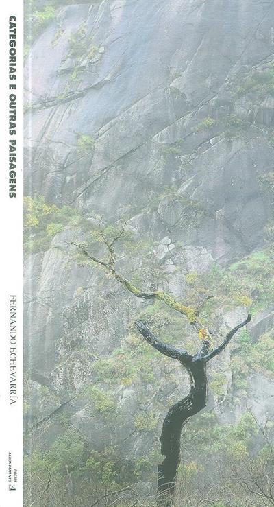 Categorias e outras paisagens (Fernando Echevarría)
