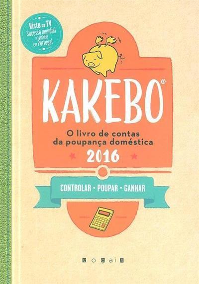 Kakebo (il. Sérgio Neves)