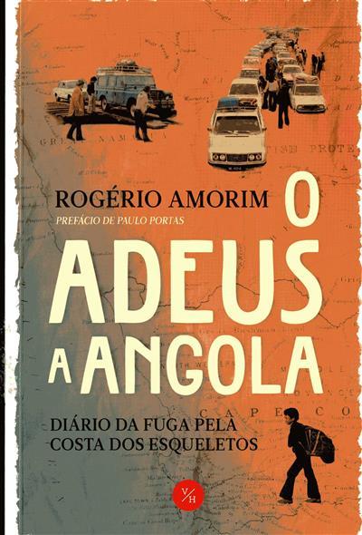 O adeus a Angola (Rogério Amorim)
